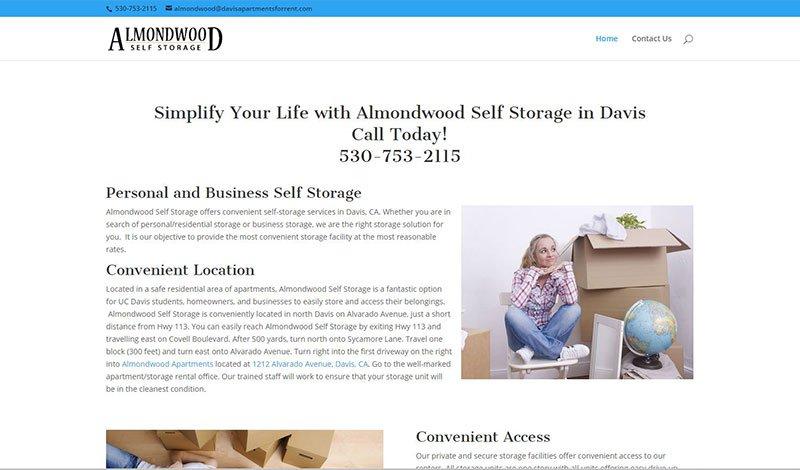 Almondwood Self Storage