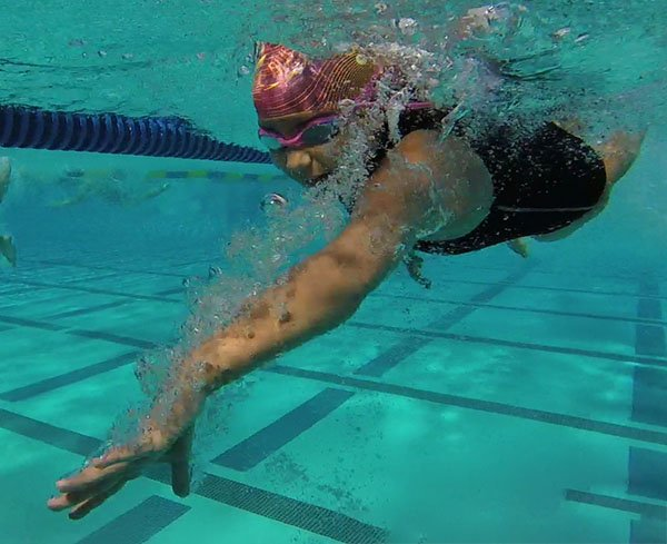 Davis Aquamonsters Swim Team