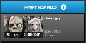 Import To GoPro Studio