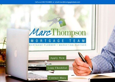 Marc Thompson – Mortgage Broker [UPDATED 2019]