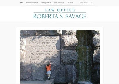 Law Office of Roberta Savage