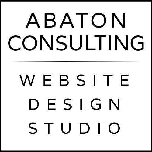abaton consulting website design davis logo