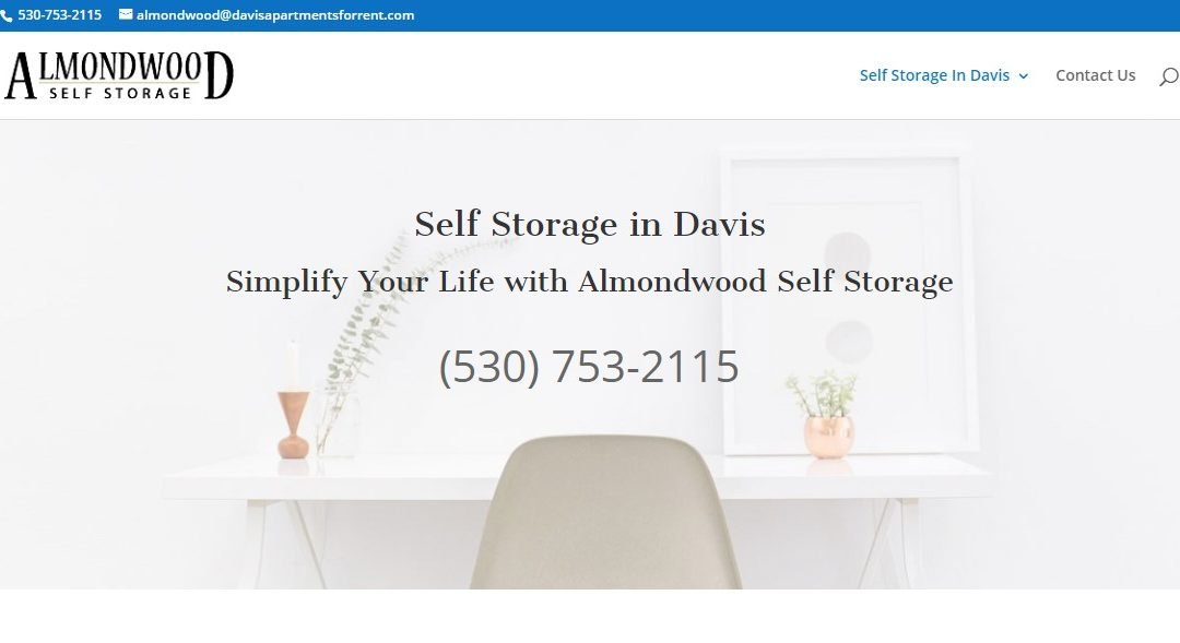 Almondwood Self Storage [Website Update 2020]
