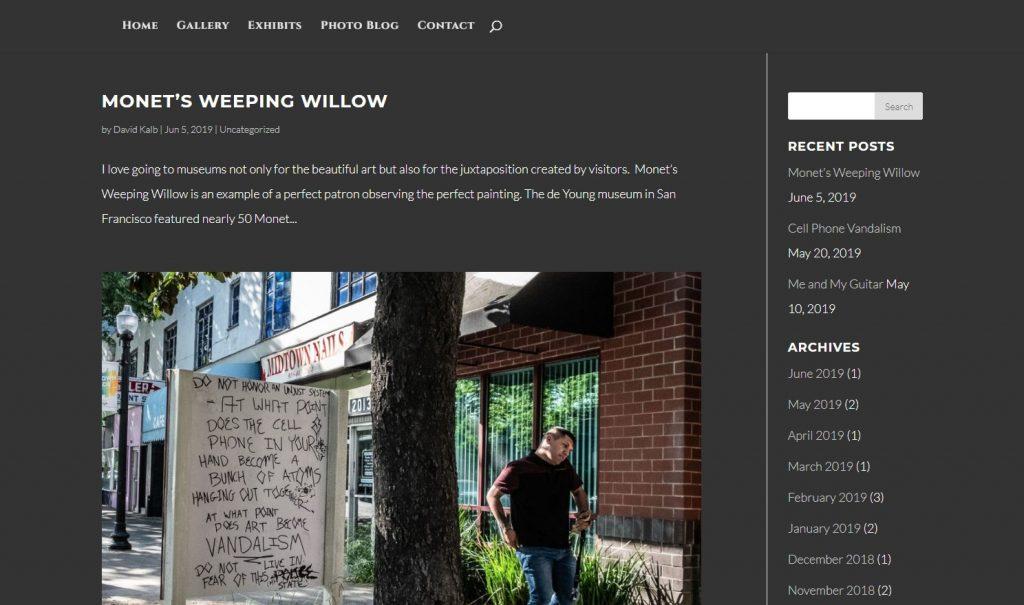David Kalb Street Photography Blog Feed
