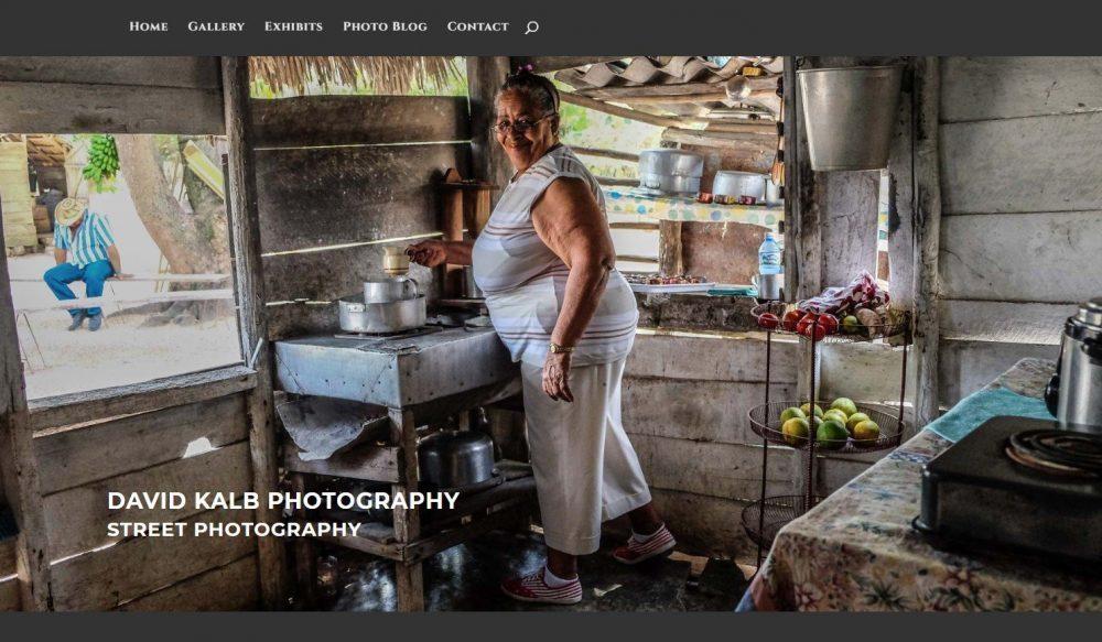 David Kalb Photography Homepage Hero Image