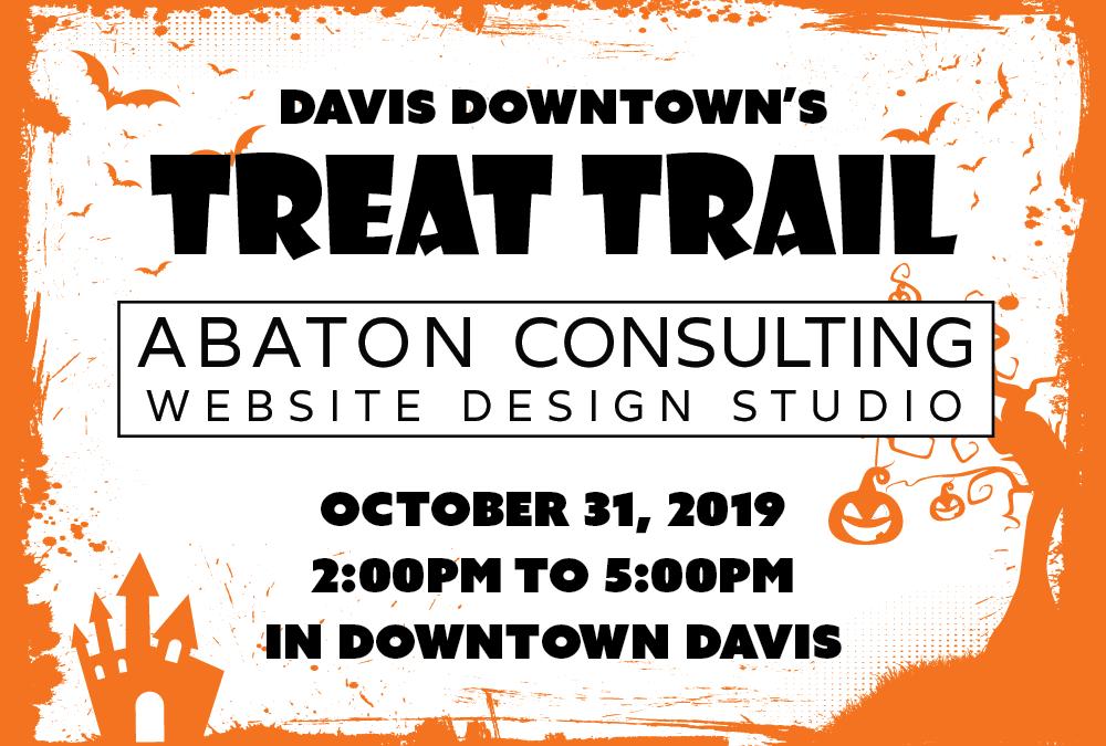 Davis Downtown Treat Trail [UPDATED 2019]