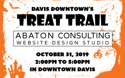 Davis Downtown Treat Trail [UPDATED 2019]