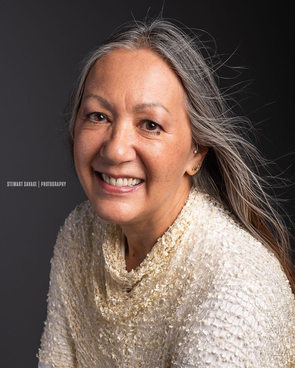 Joyce Hardi Portrait