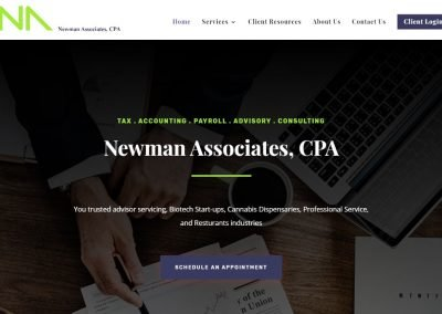 Newman Associates Davis CPA [Updated for 2020]