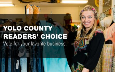 Yolo County Readers' Choice [for 2020]
