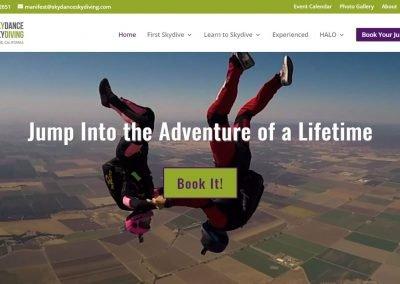 Skydance Skydiving
