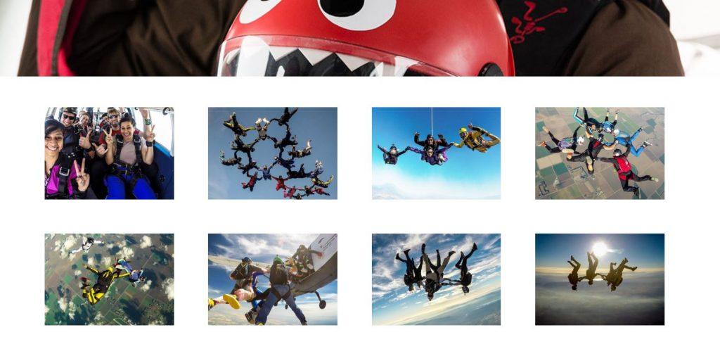 Skydance Skydiving Image Gallery